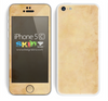 Vintage Textured Pattern Skin For The iPhone 5c