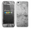 Concrete Grungy Surface Pattern Skin For The iPhone 5c