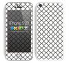 Morocan Pattern Black and White Skin For The iPhone 5c