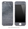 Denim iPhone Skin
