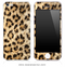 Real Leopard Print iPhone Skin