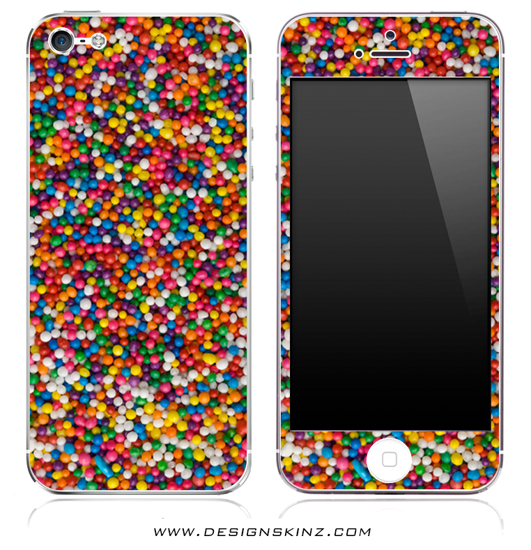 Sprinkles iPhone Skin