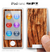 Warped Wood iPod Nano Skin