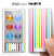 Neon Striped iPod Nano Skin