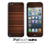 Heavy Wood iPod Touch 4th or 5th Generation Skin