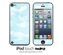 Cloudy iPod Touch 4th or 5th Generation Skin
