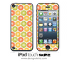 Vintage Buttons iPod Touch 4th or 5th Generation Skin