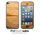 Brown Paper iPod Touch 4th or 5th Generation Skin