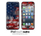 Vintage American Flag iPod Touch 4th or 5th Generation Skin