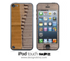 Torn Cardboard iPod Touch 4th or 5th Generation Skin