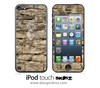 Stone Wall iPod Touch 4th or 5th Generation Skin