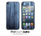 Blue Washed Wood iPod Touch 4th or 5th Generation Skin