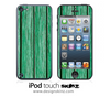 Green Slabs iPod Touch 4th or 5th Generation Skin