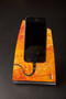 Orange Land iStand for the iPhone 4/4s or 5