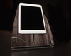 Dark Washed Wood iStand for the iPad Mini