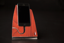 Mahogany Wood iStand for the iPhone 4/4s or 5