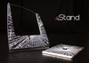 Shattered Glass iStand for the iPad Mini