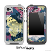 Abstract Butterfly Color Pattern Skin for the iPhone 5 or 4/4s LifeProof Case