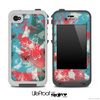 Abstract Butterfly Color V2 Pattern Skin for the iPhone 5 or 4/4s LifeProof Case