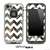 Real Camo with White Chevron Pattern Skin for the iPhone 5 or 4/4s LifeProof Case