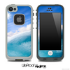 Sunny Day Waves Skin for the iPhone 5 or 4/4s LifeProof Case