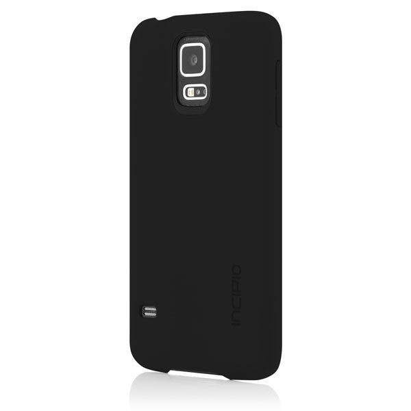 The Black feather® Ultra-Thin Snap-On Case for Samsung Galaxy S5