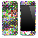 Abstract Tiled Pattern Skin for the iPhone 3, 4/4s or 5