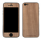 The Real Walnut Wood iPhone Skin