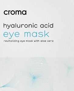 Hyaluronic Face and Eye Mask