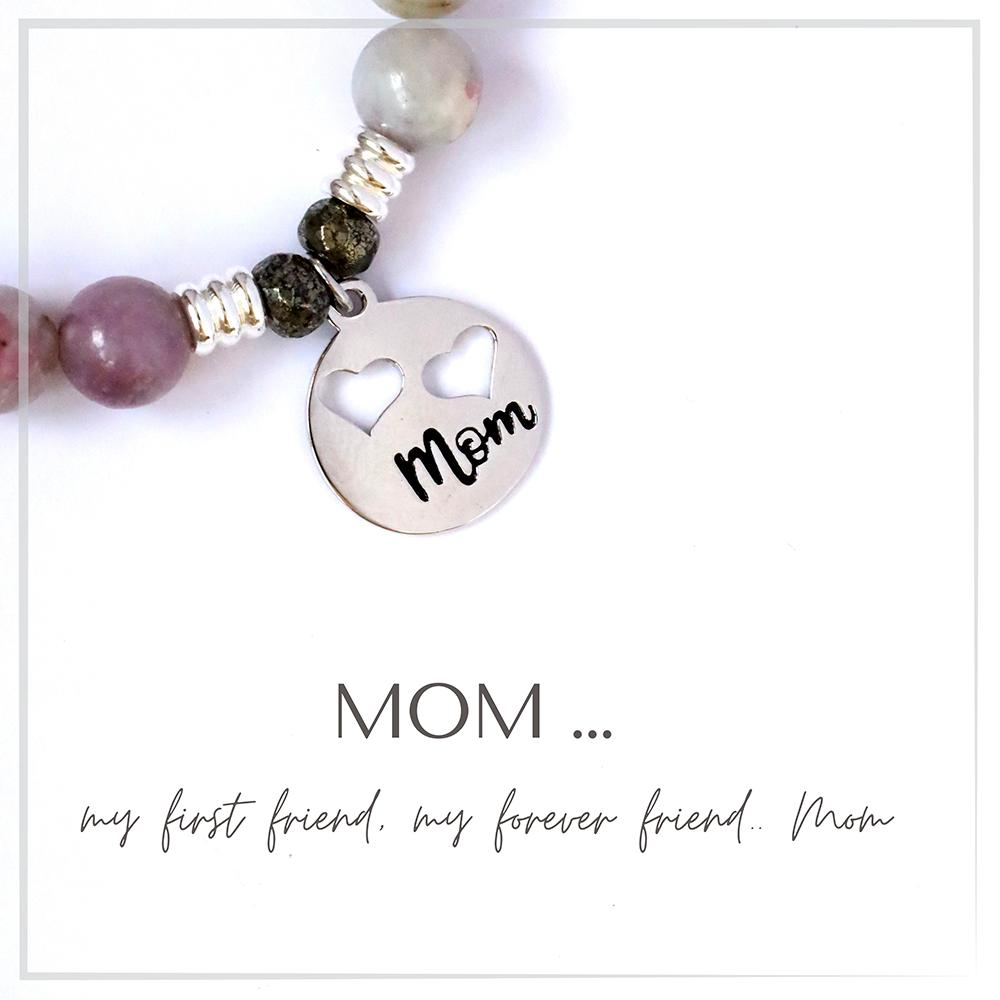 Mom... Charm Bracelet Collection