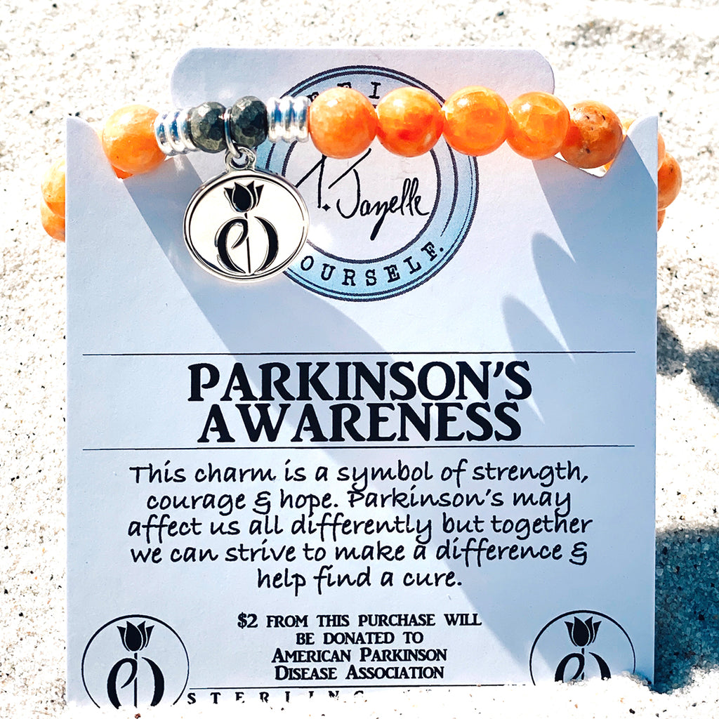 Parkinson's Charm Bracelet Collection
