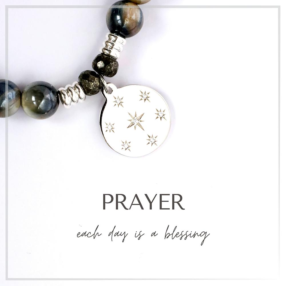 Prayer Charm Bracelet Collection
