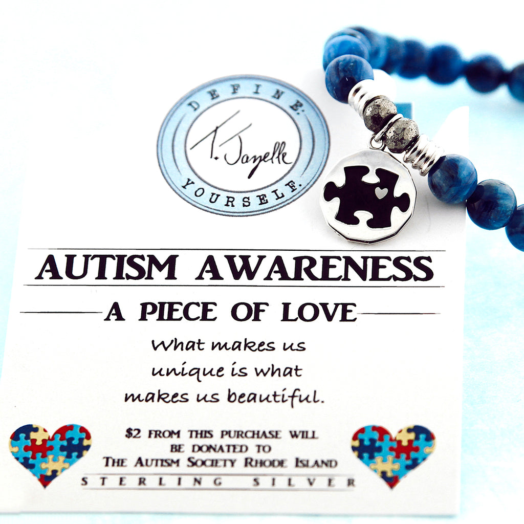 Autism Awareness Charm Bracelet Collection