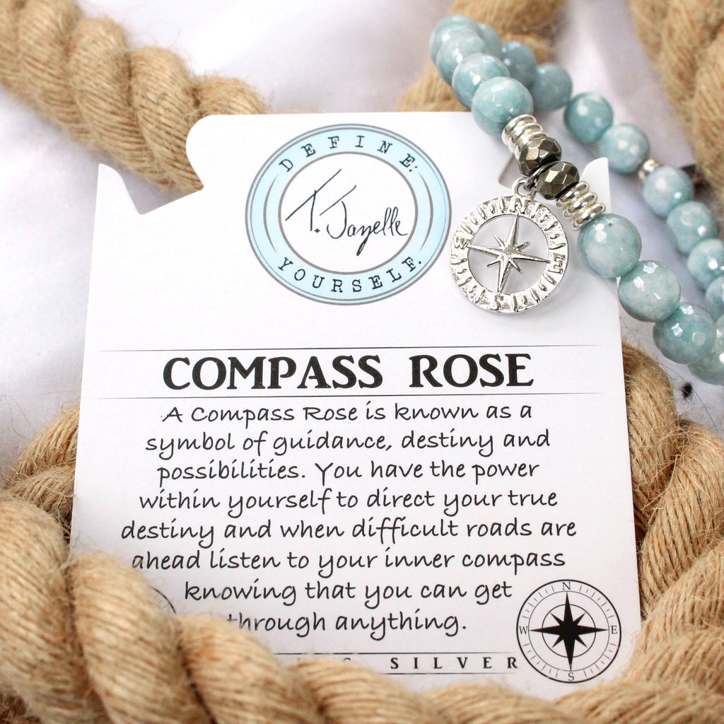 Compass Rose Charm Collection