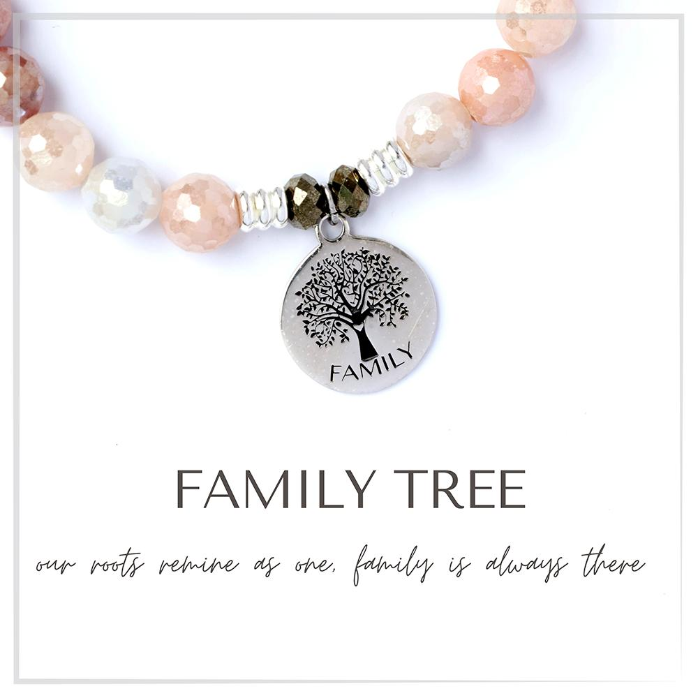 Family Tree Charm Collection