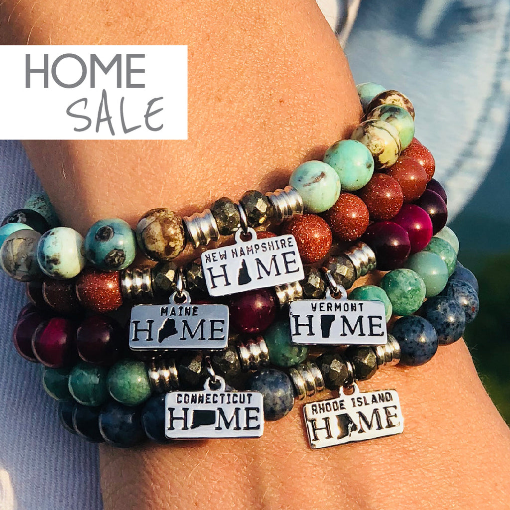 Home Charm Bracelet Collection