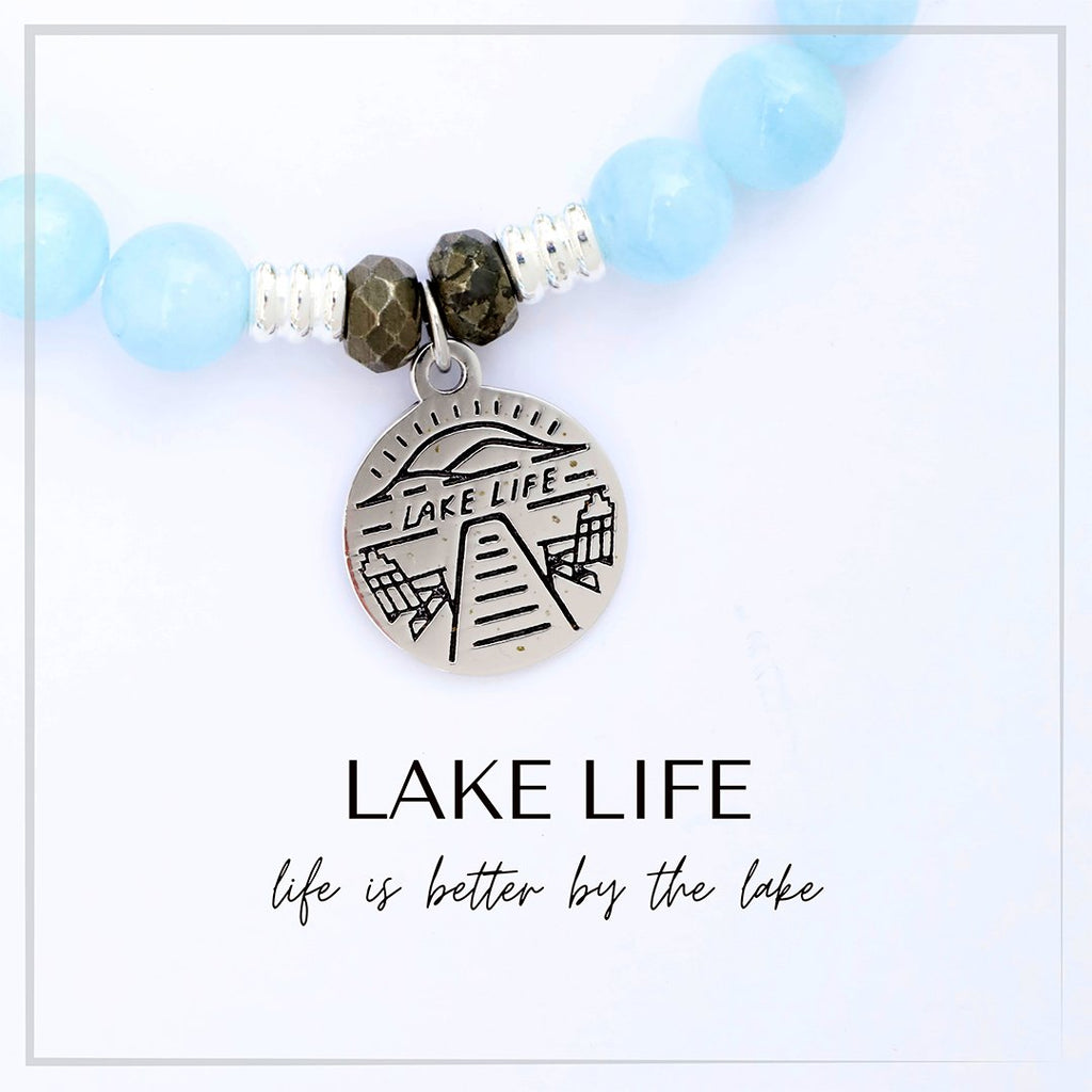 Lake Life Charm Bracelet Collection