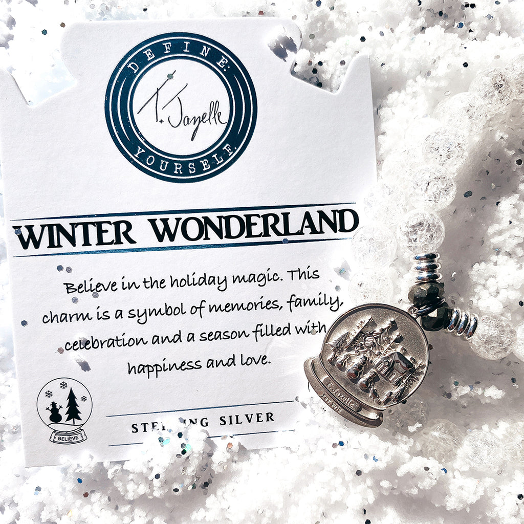 Winter Wonderland Charm Bracelet Collection