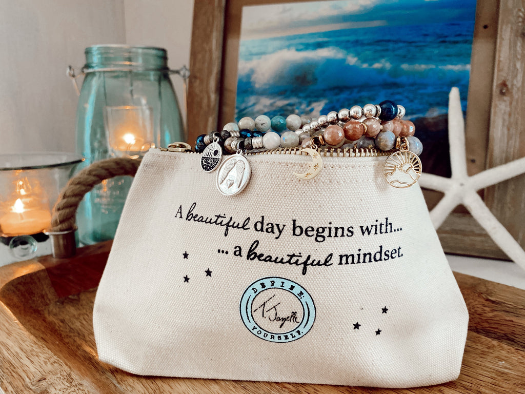 T. Jazelle Beautiful Day Tote Bag