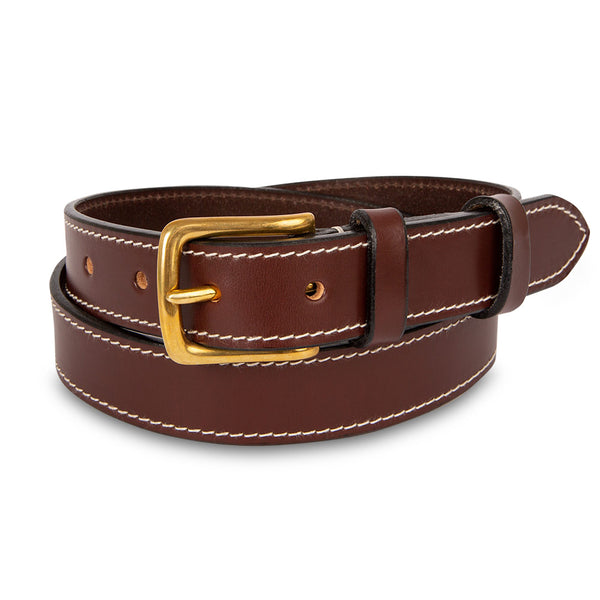 Bridle Leather Belt - 1 ¼""