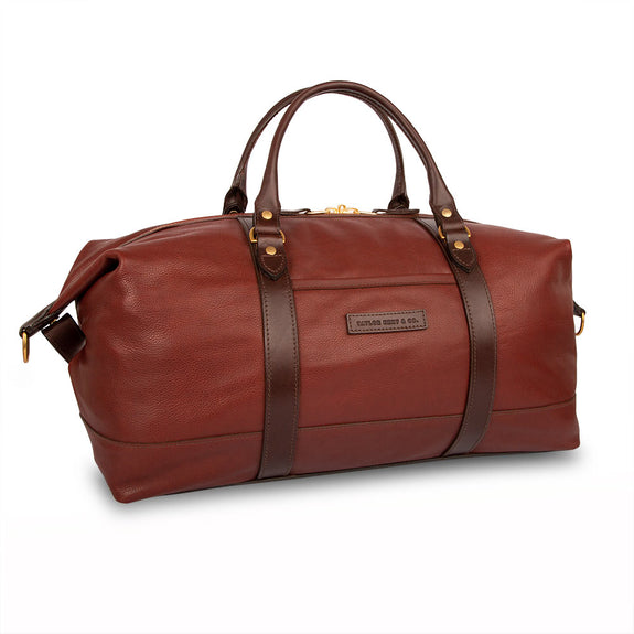 Equestrian Leather Holdall
