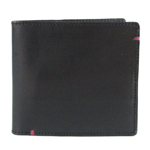 Taylor Kent & Co Men's Classic Plain Wallet in Black