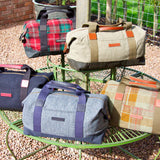 Taylor Kent Tweed Holdall Collection