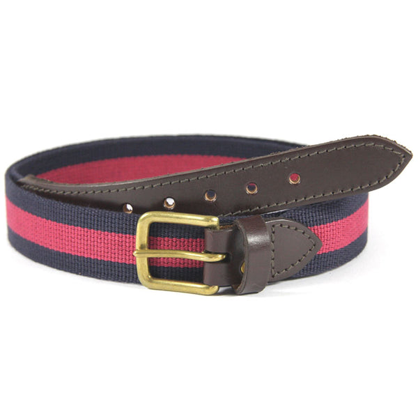 Taylor Kent & Co Webbing Belt