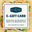 The Shop at White's of Westport E-Gift Card - The Shop at White's of Westport