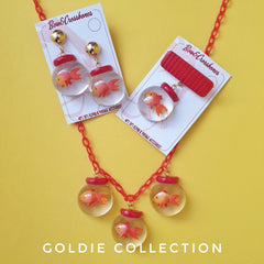 Goldie Novelty goldfish collection