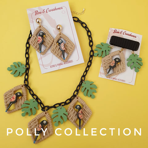 Polly Parrot Collection
