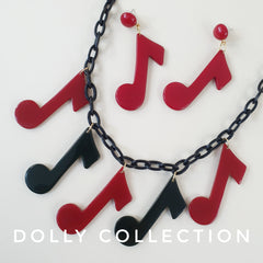 Dolly muisc notes collection