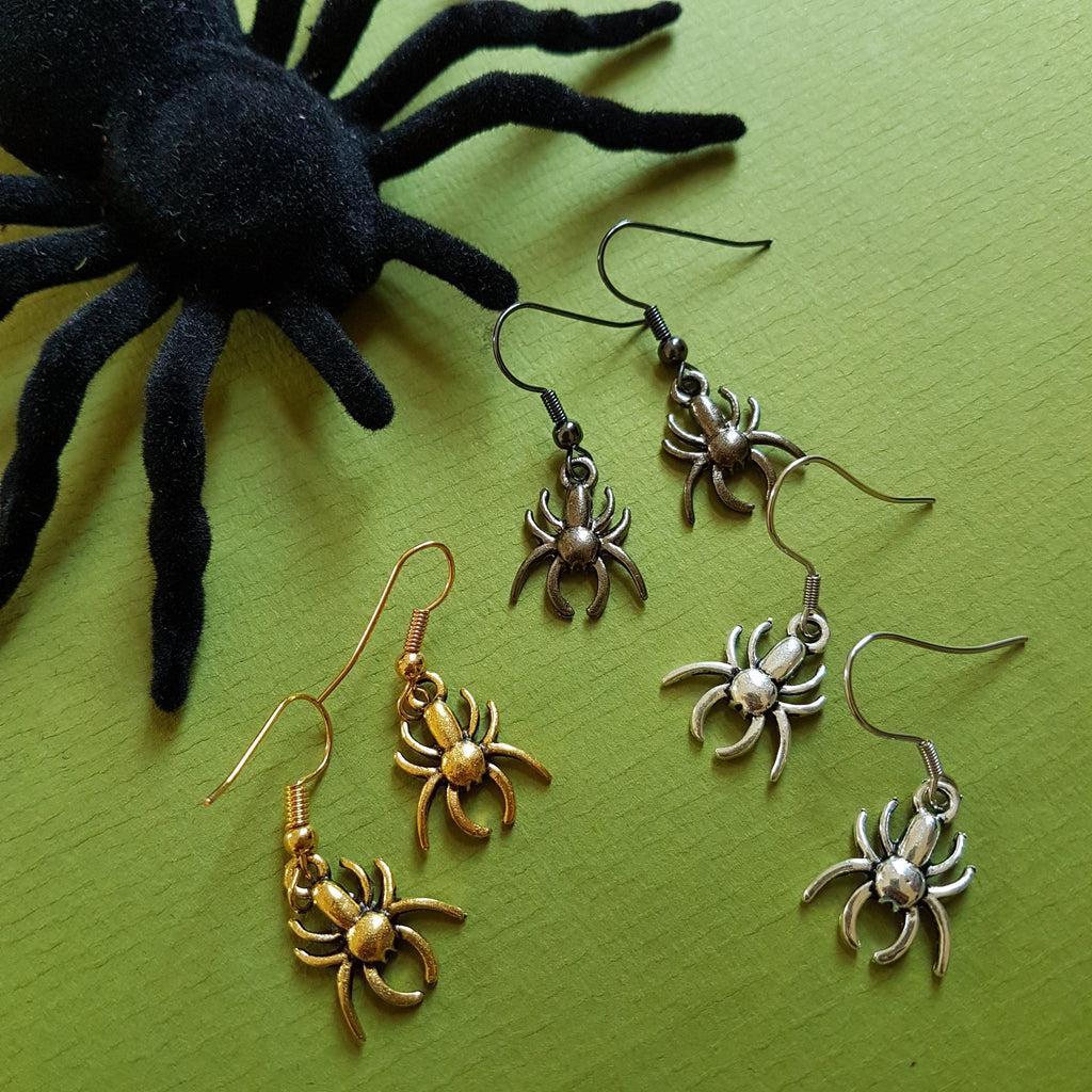 Spider Earrings  * SALE*