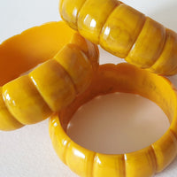 Jack Pumpkin Bangle *Limited Edition* - Bow & Crossbones LTD